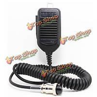 Ручной микрофон 8pin для ICOM hm36 HM-36/28 IC-718 IC-775 IC-7200 / 7600i с дорожки