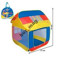 Палатка домик 111 х 107 х 104 см 905M