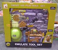 Детский набор инструментов 43 предмета 2067