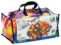 Intex 49602 Набор мячиков 100 шт мягкие