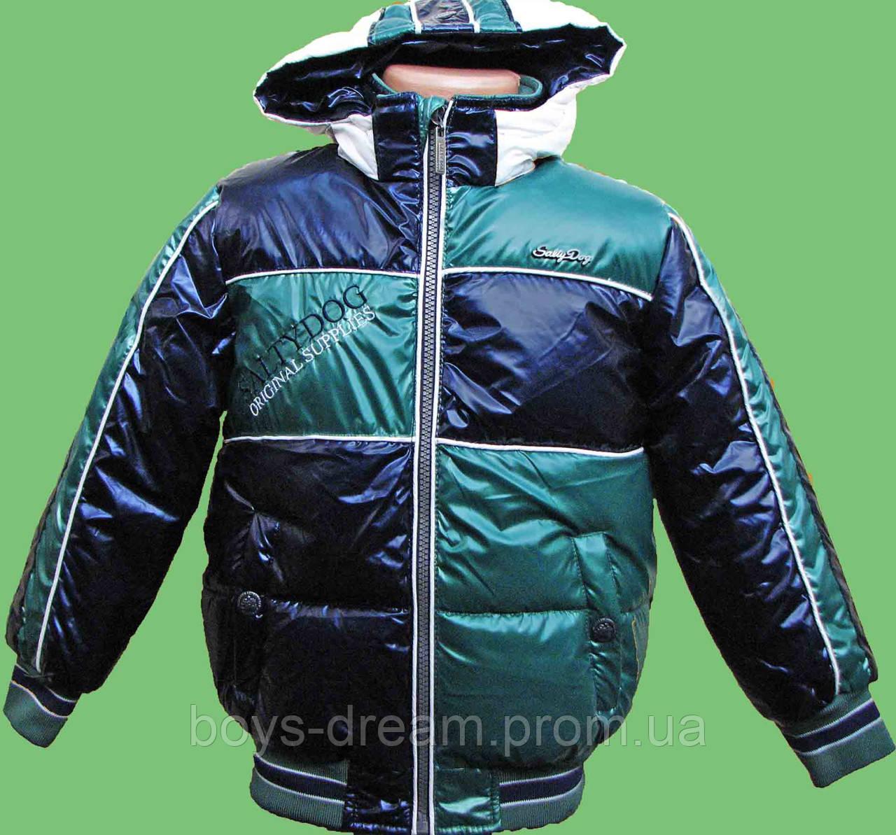 Куртка зимняя для мальчика Salty Dog.