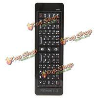 Рии i13 к13 2.4 G мини беспроводная клавиатура мышь воздуха летать российские ИК для TV Box мини ПК смарт