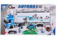 Конструктор Limo Toy 3054 Автовоз 600 дет