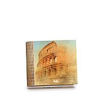 Шкатулка-книга на магните с 4 отделениями Древний Колизей