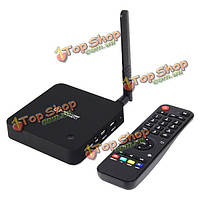 В8 сердечника квада rk3288 2 Гб/8 Гб Поддержка двухдиапазонный 2.4/5 ГГц беспроводной 1.8 ГГц HDMI HDD плеер с Bluetooth андроид 4.4 TV Box мини ПК