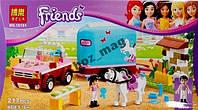 Конструктор для девочек 217 дет BELA Friends 10161