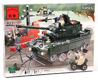 Brick 823 Конструктор Танк 466 дет