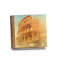 Шкатулка-книга на магните с 9 отделениями Древний Колизей, фото 1