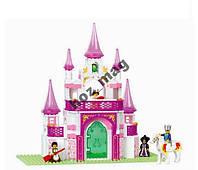Конструктор Замок принцессы Sluban M38-B0153
