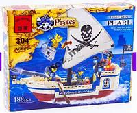 Конструктор Пираты 188 дет Brick 304