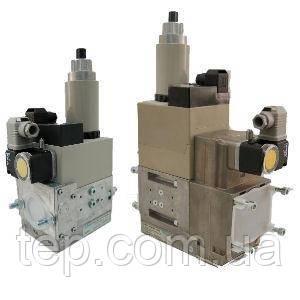 Двухступенчатые газовые мультиблоки Dungs MB ZR DLE