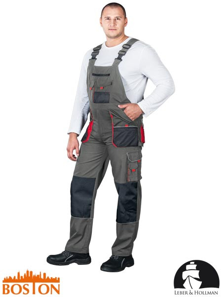 Спецодежда линейки BOSTON (куртки,штаны,жилетки,полукомбинезоны)