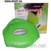 Вибрационный массажер-повязка для шеи - Neck Massager YG-8801