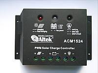 Контроллер заряда АКБ для солнечных модулей Altek ACM1524