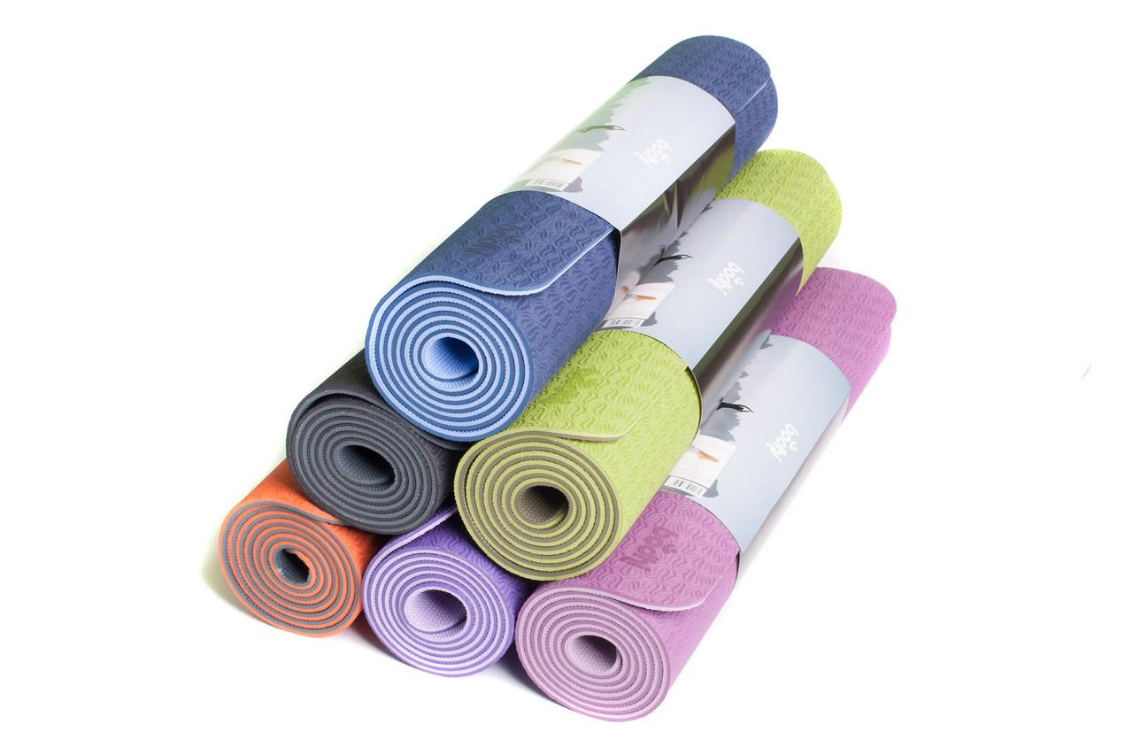 Коврик для йоги Лотос Про