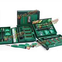 Laoa точность 38в1 ремонтных инструментов с2 легированной стали Ferramentas для телефона PSP