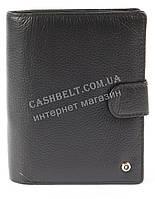 Мужской стильный классический бумажник портмоне с натуральной качественной кожи  SALFEITE art. 2130 черн, фото 1