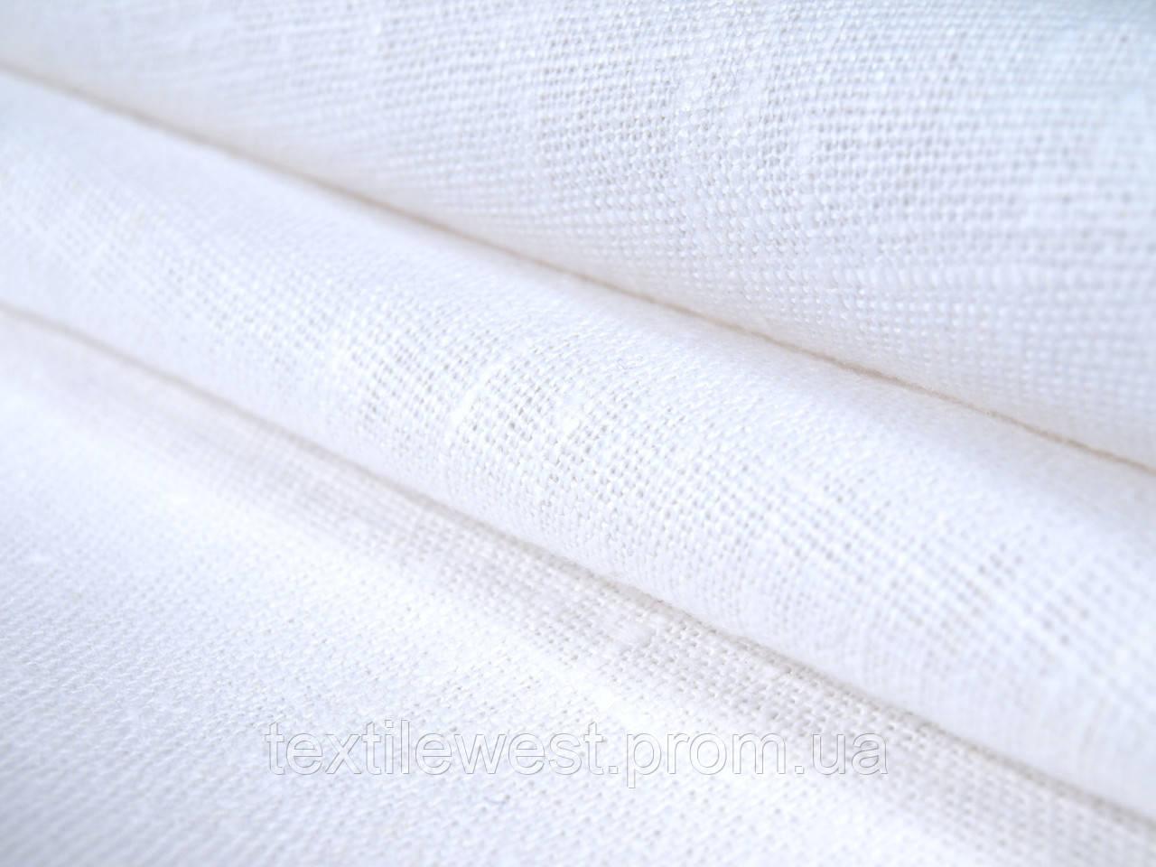 Ткань льняная костюмная