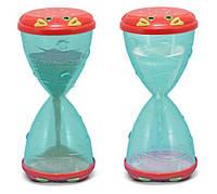 """Песочные/водные часы """"Мистер Краб"""", Melissa&Doug"""