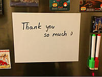 Магнитная доска для письма Tung Tree