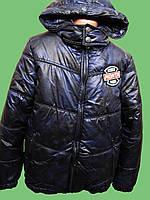 Куртка зимняя на мальчика 10-16 лет ( 140-176 ) Monta.