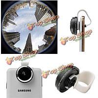 Универсальный 235 съемный клип рыбий глаз объектив камеры для iPhone 6 6 плюс всех телефонов