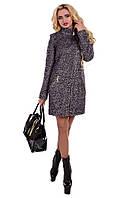 Женское молодежное демисезонное пальто арт. Тиват букле 6722