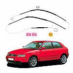 Ремкомплект стеклоподъемника Audi A3 (Купе) Typ 8L  1996-2003