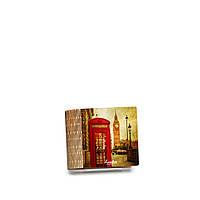 Шкатулка-книга на магните с 1 отделением Яркий Лондон