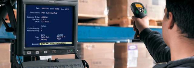 Сканер штрих кода Symbol LS3408
