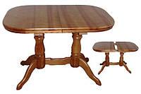 Столы из дерева (массив дуба ясеня ольхи) по вашим размерам и цветам