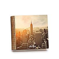 Шкатулка-книга на магните с 9 отделениями Нью-Йорк, фото 1