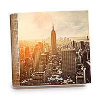 Шкатулка-книга на магните с 9 отделениями XL Нью-Йорк, фото 1