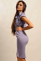 Красивое женское платье 42-52 в расцветках