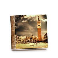 Шкатулка-книга на магните с 9 отделениями Площадь Сан Марко, фото 1