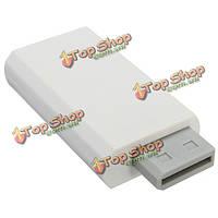 Wii для HDMI для wii2HDMI полный HD емкостный с разрешением 1080p конвертер адаптер 3.5мм аудио выход Джек