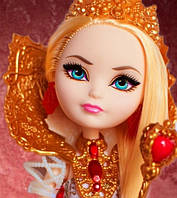Кукла Ever After High Эппл Уайт (Apple White) из серии Royally Школа Долго и Счастливо Mattel