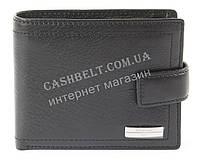 Удобный мужской кошелек с натуральной качественной кожи S.T.DUPONT art. DP-51104 черный