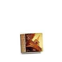 Шкатулка-книга на магните с 1 отделением Осень в Париже