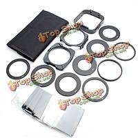20в1 нейтральной плотности ND фильтр комплект для DSLR и cokin p установите объектив камеры