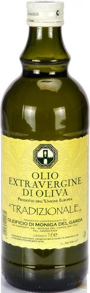 """Оливковое масло Oleificio Moniga del Garda Extra vergine olio """"TRADIZIONALE"""" 1 л"""