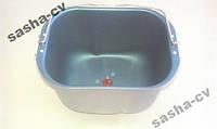 Ведро контейнер для хлебопечки Zelmer 43Z011 43Z010 (круглый привод)
