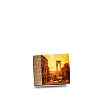 Шкатулка-книга на магните с 1 отделением Закат над старым Римом