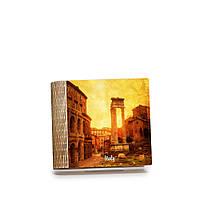 Шкатулка-книга на магните с 4 отделениями Закат над старым Римом, фото 1