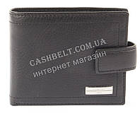 Удобный мужской кошелек с натуральной качественной кожи S.T.DUPONT art. DP-51099 черный