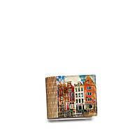 Шкатулка-книга на магните с 1 отделением Волшебный Амстердам