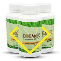 Витамины для спортсменов Wheatgrass Organic Collection (Витграсс)