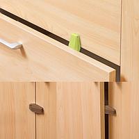 Предохранитель для ящиков и шкафчиков 4 штуки в упаковке, фото 1
