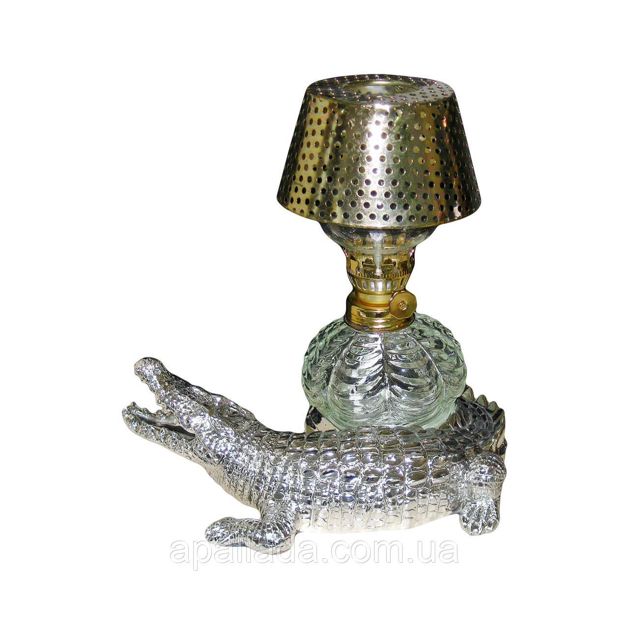 Лампа керосиновая Крокодил
