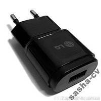 Зарядное устройство для мобильного телефона LG MCS-04ER EAY62909602
